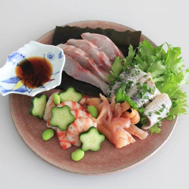 青木浩二 プレート皿