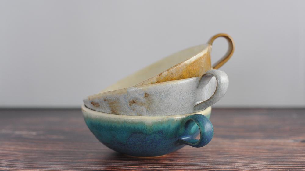 ヤガミサヨ  スープカップ